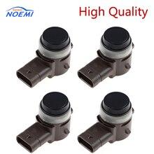 YAOPEI 4pcs Black color High Quality PDC Parking Sensor For Mercedes X156 W117 A0009055604/0009055604