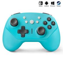 TWISTER.CK Game Controller Bluetooth Gamepad for Switch Pro Controller Wireless Joystick for Nintendo Switch Game Console new bluetooth wireless gamepad for nintendo switch pro controller for nintend switch console game joystick for android pc handle