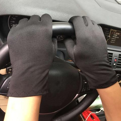 1 Pair Spring Summer Spandex Gloves women Black White Etiquette Thin Stretch Gloves Dance Tight White Jewelry Gloves Karachi