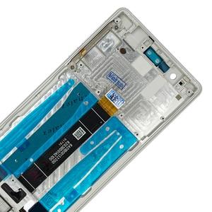 """Image 2 - Dla Nokia 3 N3 TA 1020 TA 1028 TA 1032 TA 1038 5.0 """"wyświetlacz LCD z ekranem dotykowym Digitizer + ramka do monitorów Nokia3 + prezent"""