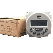 MEXI 12 в цифровой выключатель с таймером ЖК-экран автоматические электронные ирригационные контроллеры Сад Вода Умная Система полива