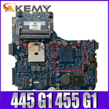 AKemy Laptop motherboard For HP Probook 445 G1 455 G1 Mainboard 722824-001 722824-601 12240-1 48.4ZC04.011 AMD
