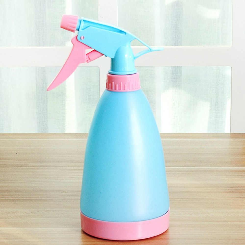 Permen Warna Percikan Ketel Penyiraman Ketel Kecil Semprot Portabel Ketel Tekanan Tangan Plastik Sprayer Taman Air Alat