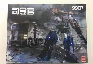 Image 3 - COMIC CLUB IN STOCK Transformation DaBan IDW GT OP Commander Truck Deformation Commader Action Figure Robot Toys