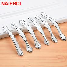 Ручки для кухонных шкафов naierdi ручки из алюминиевого сплава