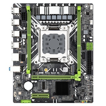 X79D 2.0 LGA2011 ATX Motherboard Dual Channel DDR3 64G RAM PCI-E 16X SATA3.0 M.2 NVME Mainboard for LGA2011 CPU