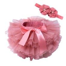 Costume Tutu-Skirt Birthday-Gift Photography-Props Tulle Toddler Newborn Infant Flower