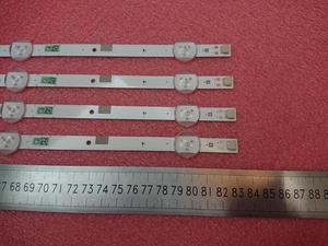 Image 3 - Nieuwe 10 Set = 80 Pcs Led Strip Voor Samsung UN43J5200 2015 SVS43 Fcom Fhd V5DN 430SMA R1 V5DN 430SMB R1 BN96 37294A 37295A BN96 38878A