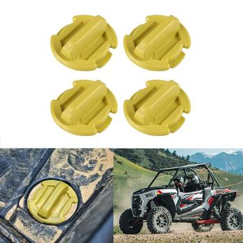 4PCS Twist Floor Drain Plugs For Polaris General RZR 900 1000 S XP 4 TURBO ATV UTV 2014-2020 Car Accessories image