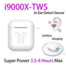 Original i9000 X TWS 1:1 In-ear Blutooth Earphone Mini Wireless Sport Headsets Headphones Stereo