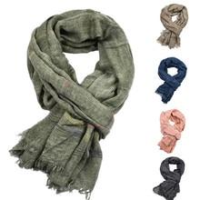 Модный шарф для женщин унисекс зимний полосатый шарф с кисточками мягкие зимние шарфы длинные зимние шарфы для мужчин и женщин# p3