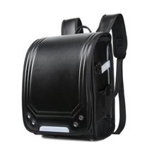 Japonia torba szkolna dla chłopców dzieci ortopedyczne plecak torby książki dla dzieci PU japonia szkoła plecak studenci plecak torby dla dziewczyn tanie tanio ZIRANYU zipper Stałe 26cm Torby szkolne Dziewczyny 14cm 33cm 1 1kg