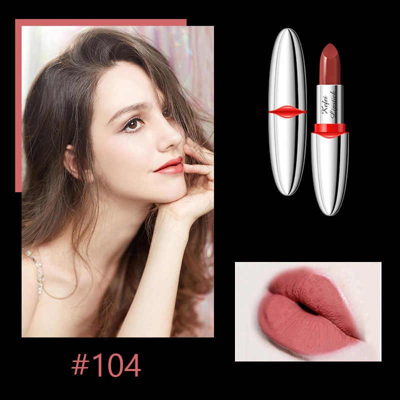 Siam Bird mat rouge à lèvres maquillage pour femmes coréen rouge à lèvres longue durée rouge rubis Rose maquillage lèvres bâtons étanche teinte cosmétique