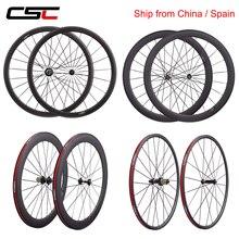 AS511SB, FS522SB, R13 Bezdętkowe koła rowerowe, szerokość 24/38/50/60/88 mm, ceramiczne, węglowe, opona typu clincher