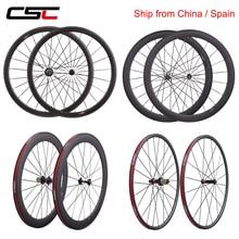 Süper hafif R13 seramik karbon bisiklet tekerlek 24 38 50 60 88mm kattığı tübüler Tubeless yol bisikleti jantlar AS511SB FS522SB Hub