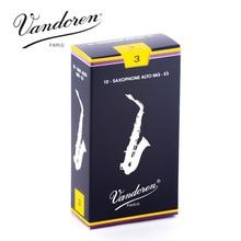 Vandoren традиционный саксофон тростники бренд высококачественный инструмент Аксессуары для Alto Eb Sax сила тростника 2,5#3