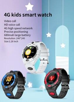 Детские смарт-часы LEMFO i10 5
