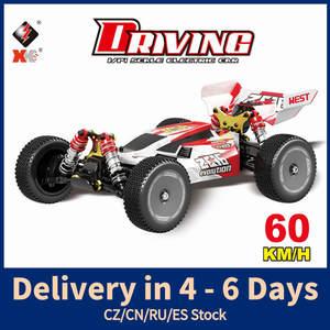 Wltoys RTR RC Drift Car Racing-Car Xks 144001 Car-60km/H High-Speed 1/14 Off-Road