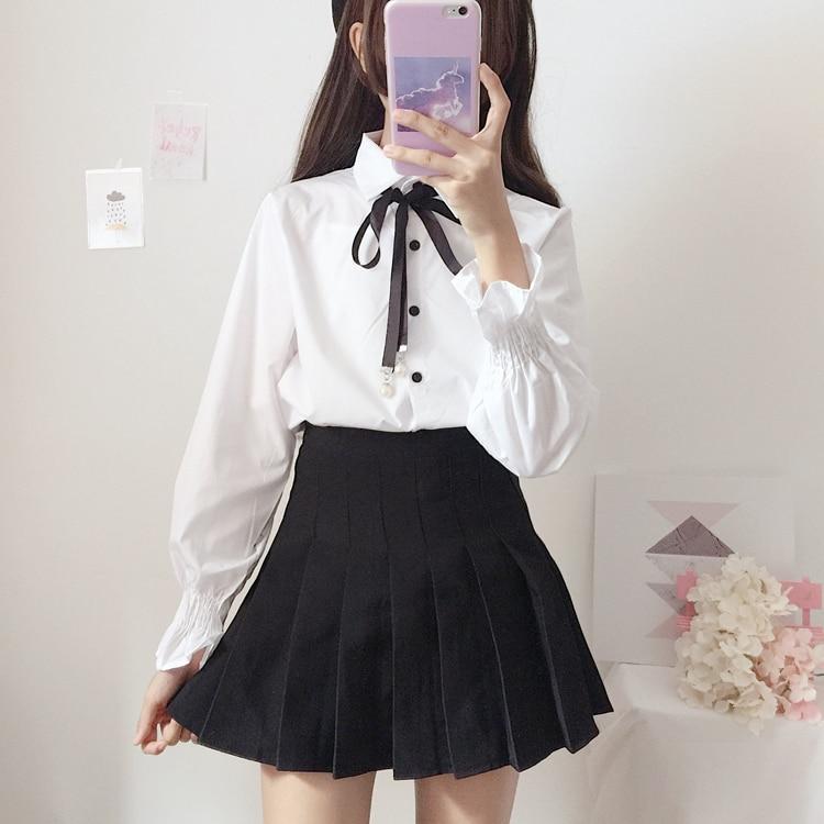 2019 Jk Japanese School Sailor Uniform School Class Navy Sailor School Uniforms For Cosplay Set Long Sleeve Seifuku School Dress