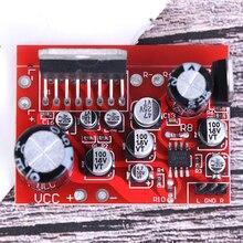 1 Uds. Placa amplificadora estéreo TDA7379 práctica de buena calidad con preamplificador AD828, tableros amplificadores Super NE5532