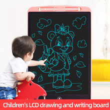 12 polegada de escrita digital tablet tela lcd desenho eletrônico tablet crianças escrita desenho placa moda 2020