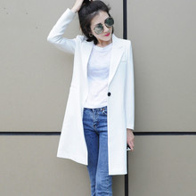 2020 spring and autumn outfit new Korean version straight tube casual fashion small suit jacket