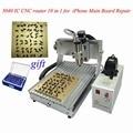 10 в 1 iphone ремонт IC 3040 IC фрезерный станок с ЧПУ 1 5 кВт шпиндель для ремонта дерева металла PCB