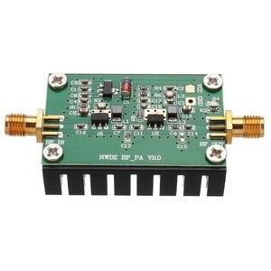 Amplificateur de puissance RF 2MHz-700MHZ amplificateur à ondes courtes à large bande pour Radio émetteur HF VHF UHF FM