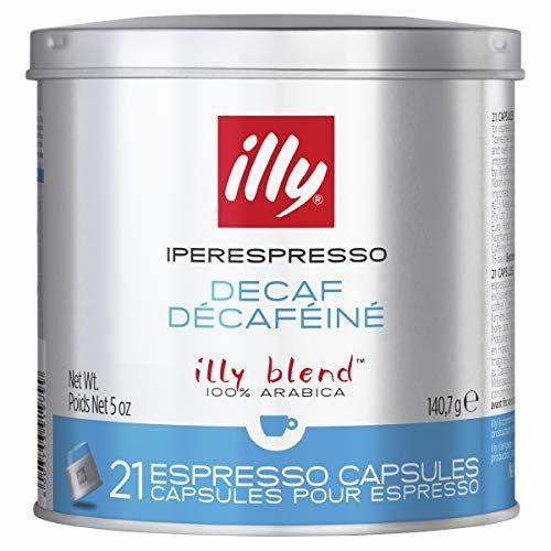Illy 949850 - Capsule Di Caffè 21 Pezzi Decaffeinato