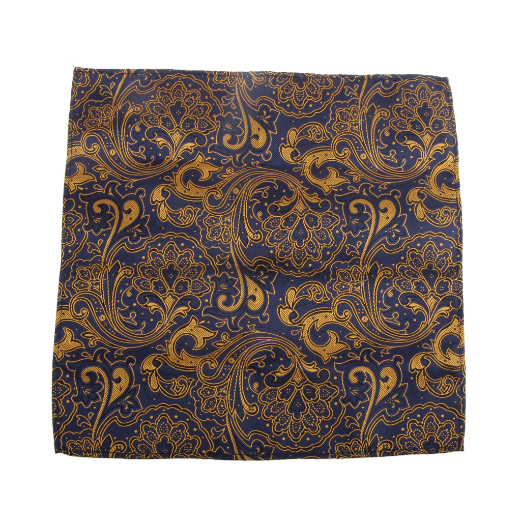 Pocket Pattern Peiris Square Handkerchief Men Handkerchief Gold Matching Regular Ties Skinny Ties Bow Ties And Cufflinks