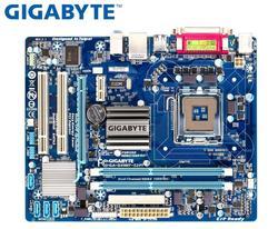 Материнская плата GIGABYTE GA-G41MT-S2PT, настольная материнская плата G41 Socket LGA 775 для Core 2 DDR3 8G Micro ATX, оригинальная б/у материнская плата для G41MT-S2PT ПК
