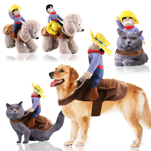 New Style Pet Dog Fashion Clothes for Cat Vest Interesting Four Seasons Universal Cosplay