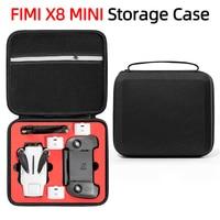 Fimi X8 Mini Drone fall Lagerung Tasche Schulter Tasche Handtasche Wasserdichte Tasche Lagerung fall für Fimi X8 MINI Drone Zubehör