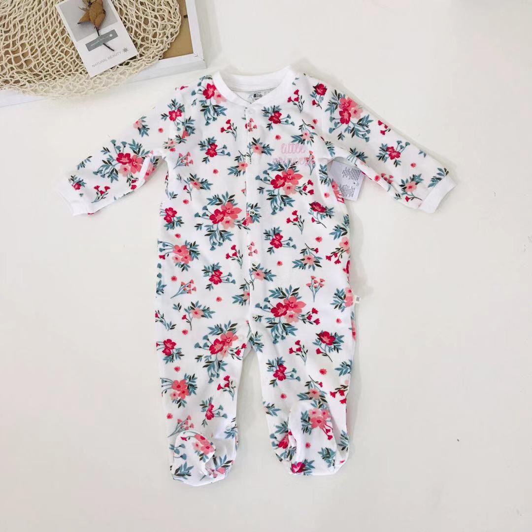ملابس لحديثي الولادة ملابس للبنات حديثي الولادة موضة 2020 بدلة من