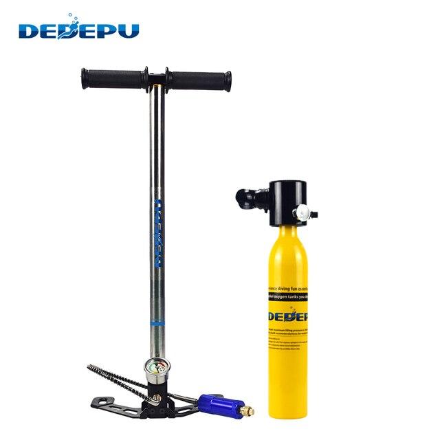 Фото dedepu 05 кислородная бутылка для взрослых оборудование плавания