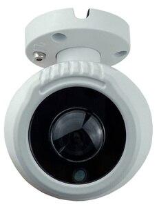 Image 2 - Panorama FishEye 5MP 4MP IP Metal Bullet Camera Outdoor IP66 WaterProof 3516EV300+SC5239 2592*1944 1.7mm IRC ONVIF CMS XMEYE