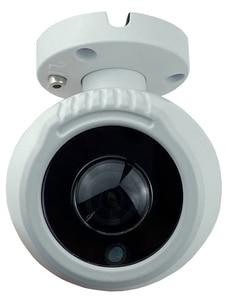 Image 2 - Panorama ojo de pez 5MP 4MP IP Cámara metálica de bala para exteriores IP66 impermeable XM550AI + SC335E 2592*1944 1,7mm IRC ONVIF CMS XMEYE P2P
