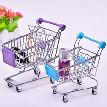 Pretend-Toy Furniture-Accessories Dollhouse Supermarket Mini Gift Desktop-Decoration