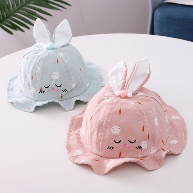 Autumn Bunny Sun Hat