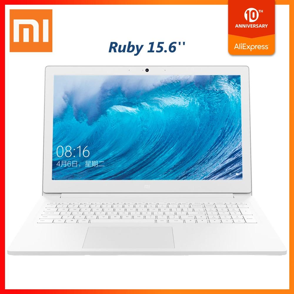 Original Xiaomi Mi Notebook 15.6 Inch Windows 10 Intel Core I5 8250U Quad Core 8GB RAM 128GB SSD Bluetooth GeForce MX110