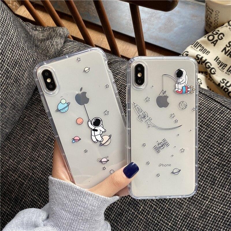 Super Hero Cartoon Silicone Soft Phone Case For iPhone 6 6s 7 8 Plus 2020 SE 7Plus 8Plus X XR XS Max 11 11Pro Max Case Coque Bag