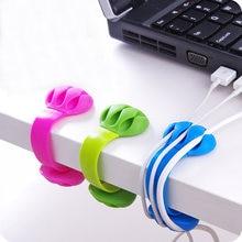 80 шт Многофункциональный менеджер кабеля для передачи данных