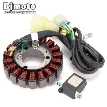 31120-HM3-671 11395-HM3-670 ATV Generator Magneto Stator Coil For Honda TRX300EX Sportrax 300 EX 1993-2008 TRX300X 2009 TRX 300X