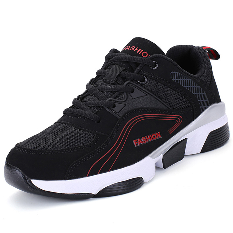 Men's Shoes Korean-Version Autumn Sports-47 Extra of Wild-48 Round-Head The-Trend Large