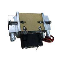 1 peças DIY 120W TEC Peltier semicondutores geladeira water-Movimento para refrigeração e ventilador de refrigeração ar condicionado