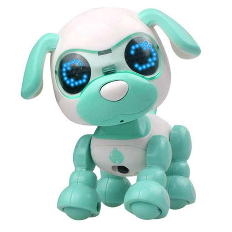 Robot Dog Puppy Toys For Children Interactive Toy Birthday Present Christmas Gifts Robot Toys For Boy Girl
