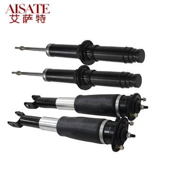 4pcs/lot  Front Rear Air Suspension Shock Absorber Strut for Cadillac SRX 2004-2009 19150593 19300030 19302764 21992495 15145221