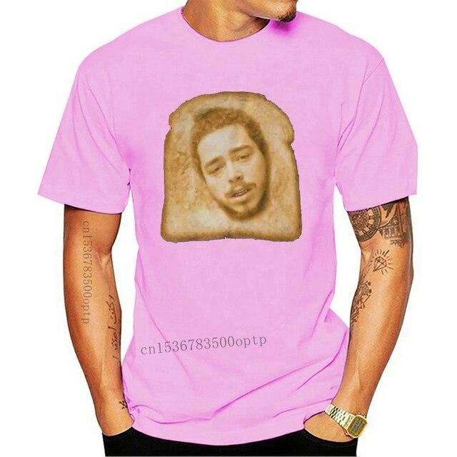 Toast Malone Funny Post Malone Meme T-Shirt  1