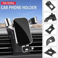 Car Mobile Phone Holder Cellphone GPS Bracket For Honda Inspire Accord Civic Envix Crider