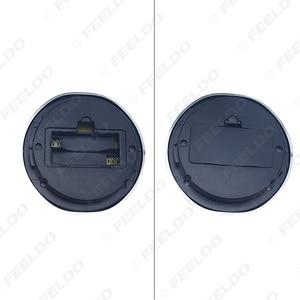 Image 4 - 1Set Auto Wireless Lenkrad Control Taste Tasse Form Mit LED Licht 8 Schlüssel Funktionen Für Auto Android navigation Player
